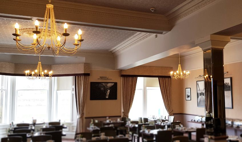 The Best Western Inverness Palace Hotel & Spa